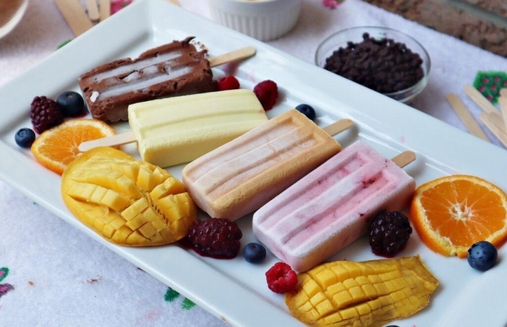 Vegan Popsicles Paleo AIP