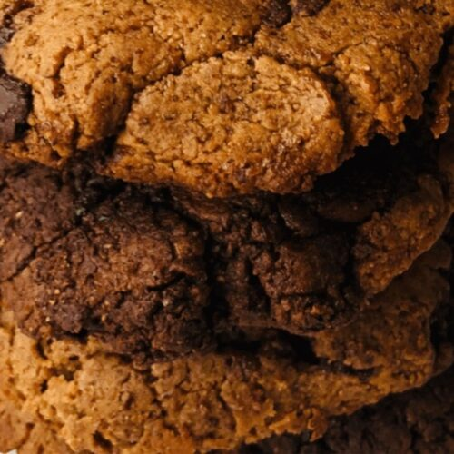 Almond Butter – bitter sweet cookies