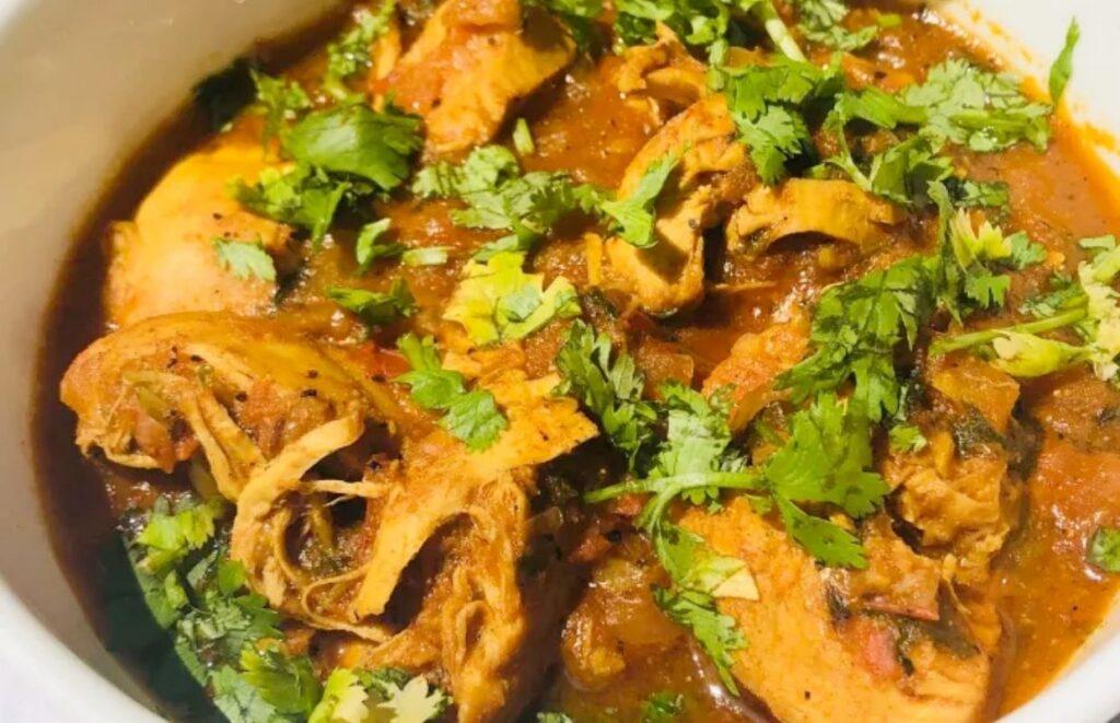 Chicken Peshawari