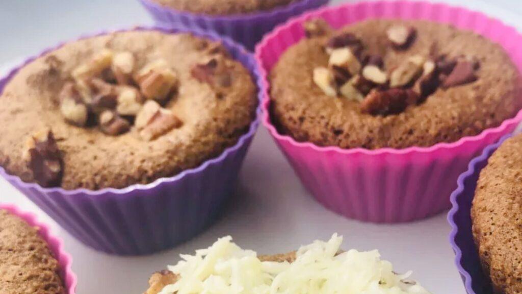 Cinnamon Flax Muffins – Keto _ Paleo