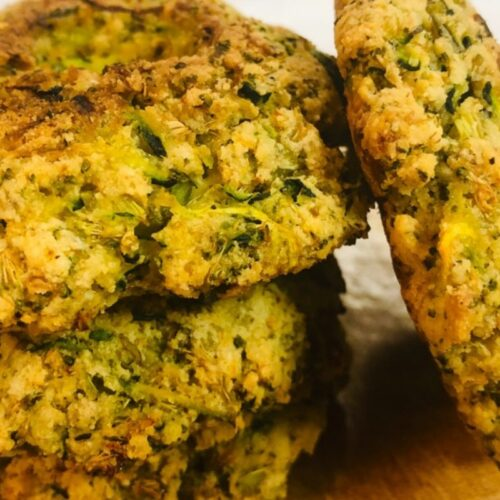 Easy Fritters - Doughnuts - Paleo