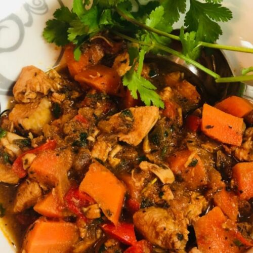 Chicken Chili _ Chicken Stew _