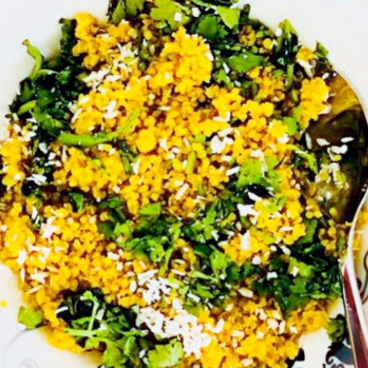 Quinoa Poha